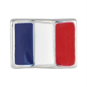 Picture of French Flag Charm
